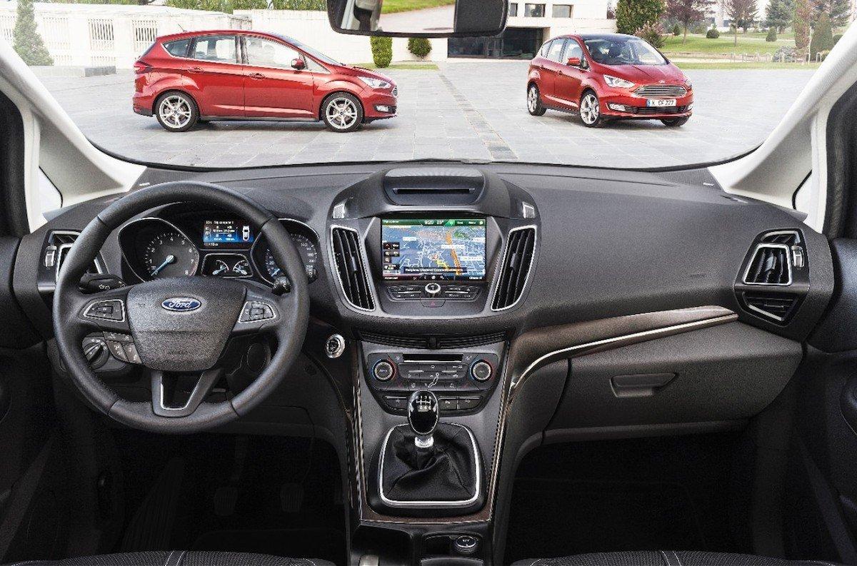 Ford C-Max y Gran C-Max 2015