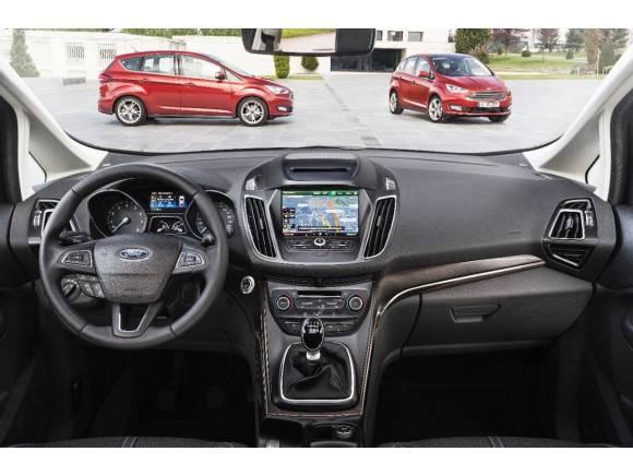 Nuevos Ford C-Max y Gran C-Max, más y mejor para las familias