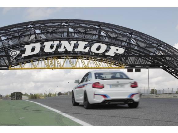 Nuevo Puente Dunlop en el Circuito del Jarama