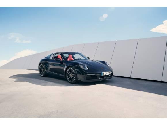 Nuevo Porsche 911 Targa: la tercera carrocería para el 992