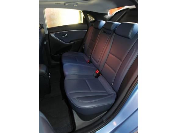 Prueba: Hyundai i30 cw, la versión familiar del i30