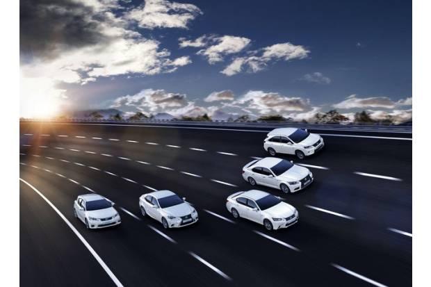 El 95% de las ventas de Lexus son de Coches Híbridos