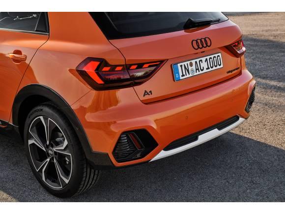 Audi A1 citycarver: cambios de diseño para salir fuera de la carretera