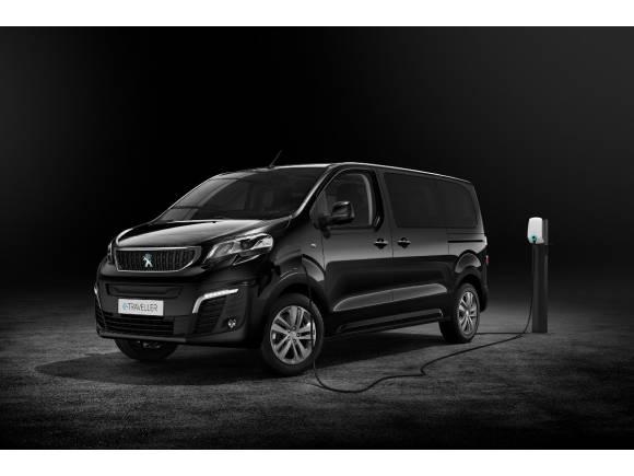 Peugeot e-Traveller: la polivalencia ahora es eléctrica