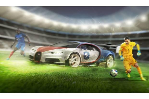 ¿Cómo serían los coches de las selecciones de la Eurocopa de fútbol 2016?
