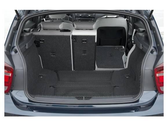 Prueba 10: BMW 116i, un compacto dinámico y premium