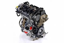 Volvo desarrolla motores de tres cilindros de gasolina