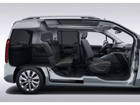 Precios del nuevo Opel Combo Life: desde 14.900 €