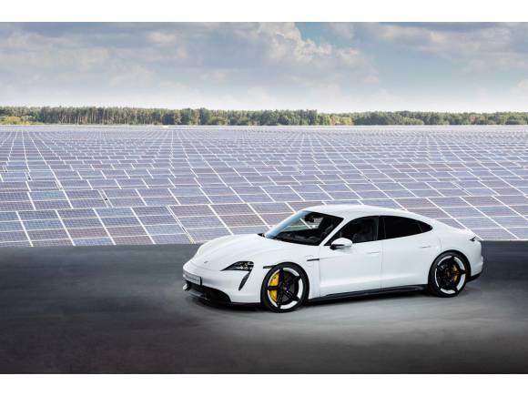 Nuevo Porsche Taycan: así es el primer eléctrico de la marca alemana