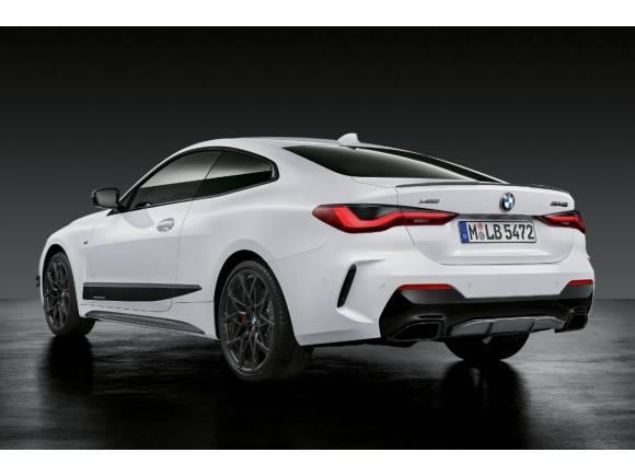 Accesorios para el BMW Serie 4 Coupé: más deportividad y personalización