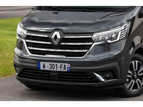 Renault Comerciales: novedades y precios de los nuevos Express, Kangoo y Trafic