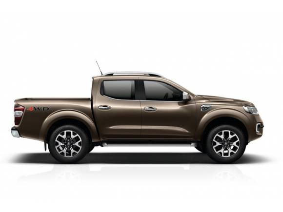Alaskan, el nuevo pick-up de Renault