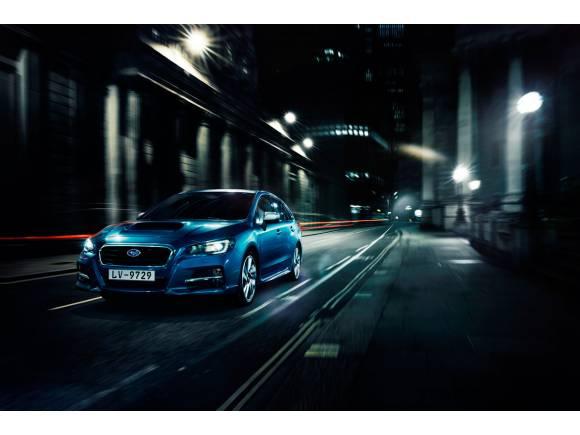 Levorg, principal novedad de Subaru para el Salón de Ginebra