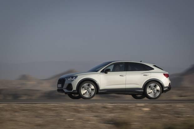 """Prueba Audi Q3 Sportback 2020: Un """"mini"""" Q8"""