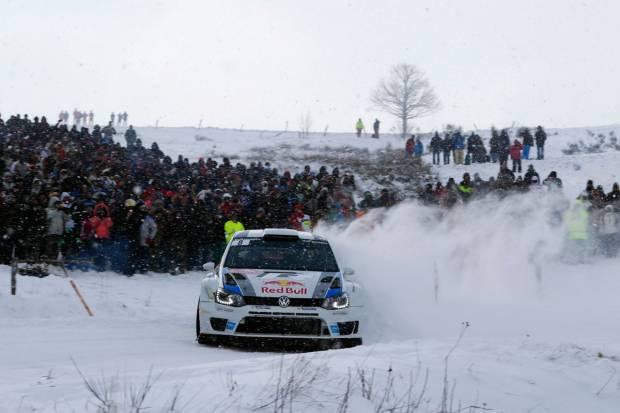 Rally de Monte Carlo 2014. Avance