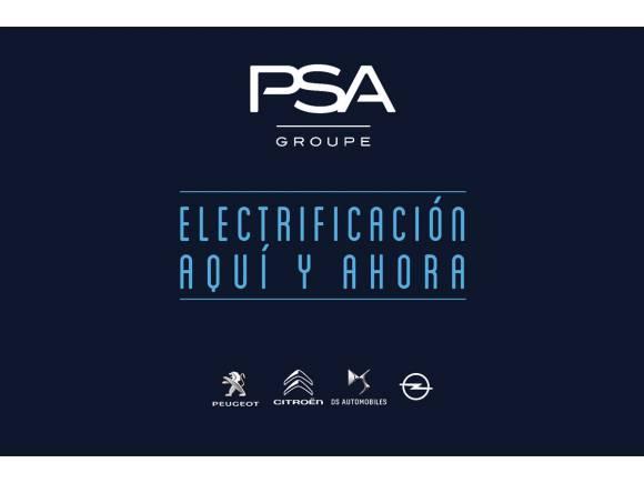 Grupo PSA: descubrimos su estrategia eléctrica
