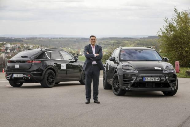 Primeras imágenes del próximo Porsche Macan eléctrico: objetivo 2023