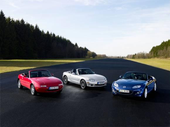 25º Aniversario del Mazda MX-5