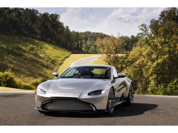 Nuevo Aston Martin Vantage, marcando una nueva era