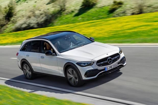 Nuevo Mercedes Clase C Estate All-Terrain: gran alternativa al mercado SUV
