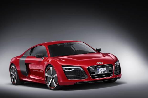 Audi R8 e-tron: el deportivo eléctrico de Audi no se fabricará en serie