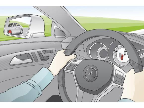 Cómo reducir el ángulo muerto en la conducción