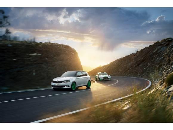 Skoda celebra su título de WRC2 con una edición especial del Fabia