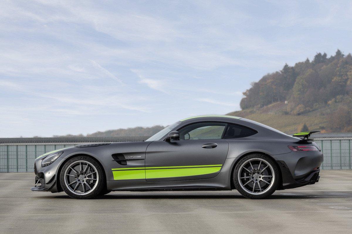 Nuevo Mercedes-AMG GT R Pro