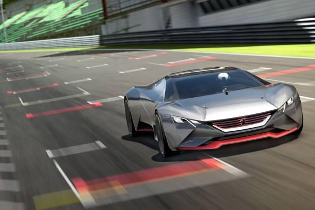 Peugeot ya tiene coche en Gran Turismo 6