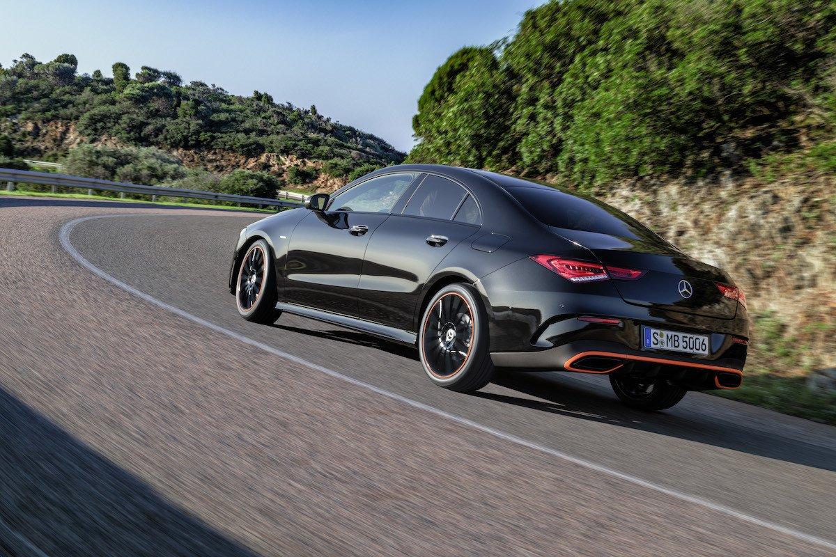 Nuevo Mercedes CLA 2019