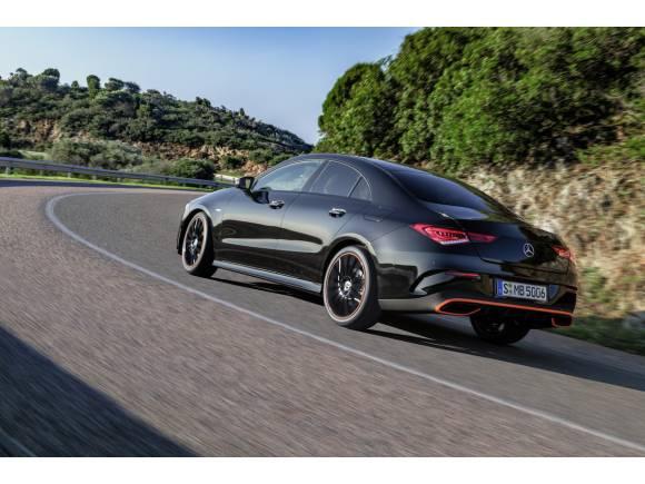 Nuevo Mercedes CLA 2019, nueva generación más coupé