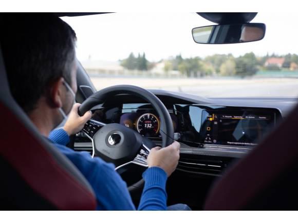 Prueba en circuito del Volkswagen Golf GTI: con opinión y precio