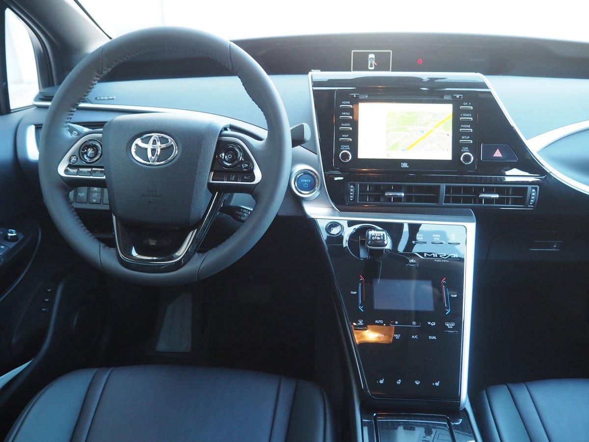 Prueba Toyota Mirai