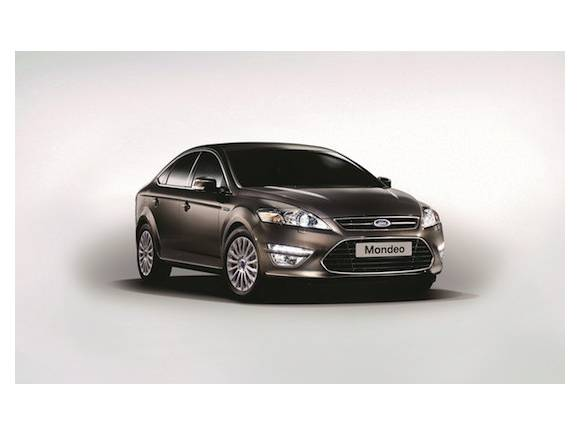 Ford Mondeo Limited Edition, mayor equipamiento sin coste