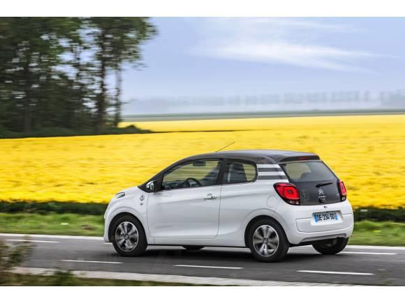 Nuevo Citroën C1, primeros datos e imágenes
