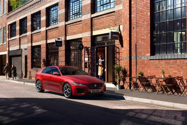 Nuevo Jaguar XE 2019: una pequeña renovación