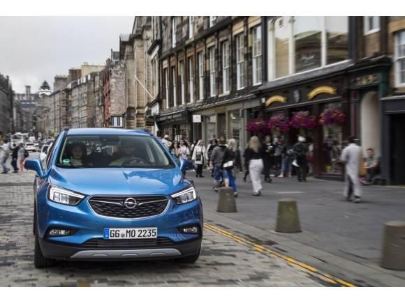 Prueba nuevo Opel Mokka X 2016, revisado y más conectado