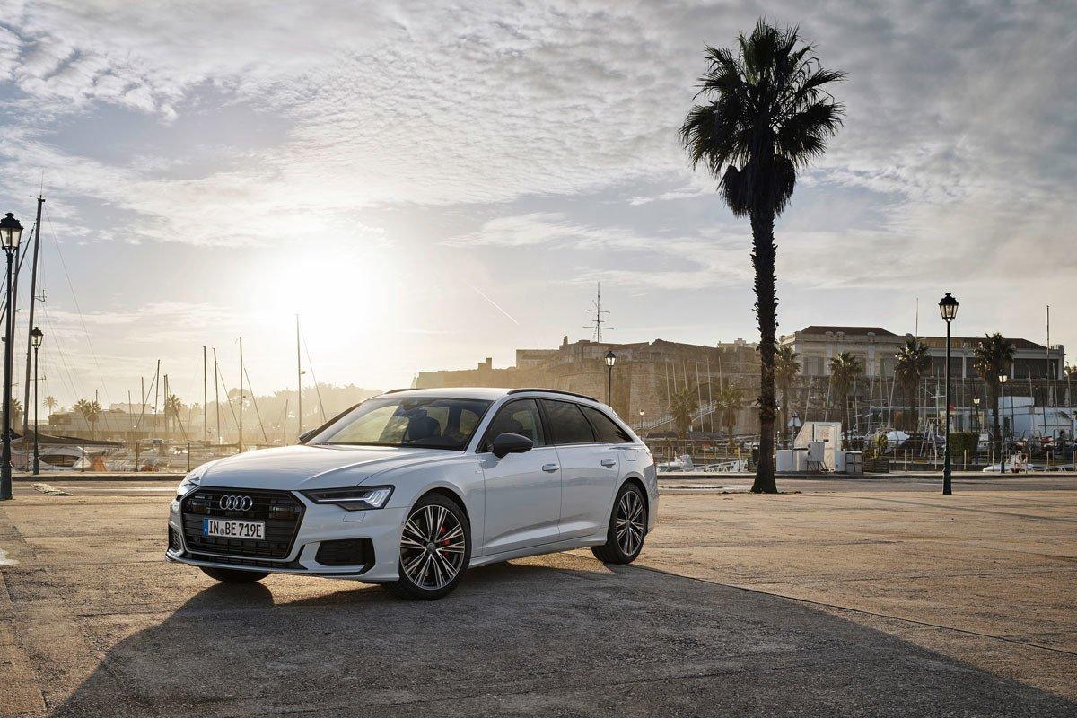Audi A6 Avant 55 TFSIe