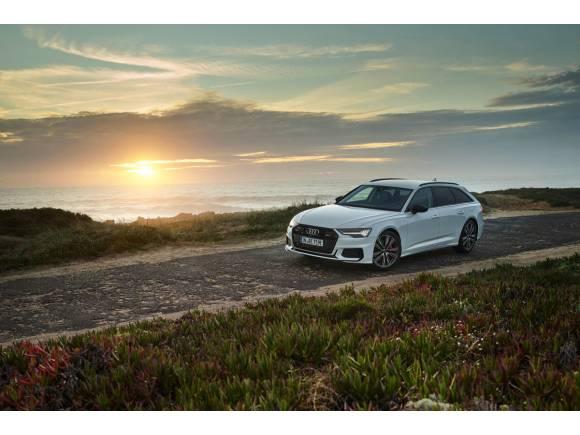 Audi A6 Avant: llega la versión híbrida enchufable TFSIe