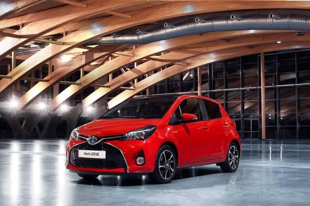 Nuevo motor gasolina 1.5 ESTEC para el Toyota Yaris