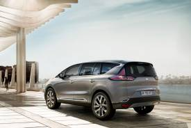 El nuevo Renault Espace se convierte en crossover
