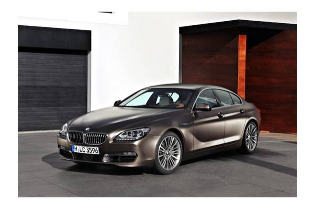 Vídeo: BMW Serie 6 Gran Coupé