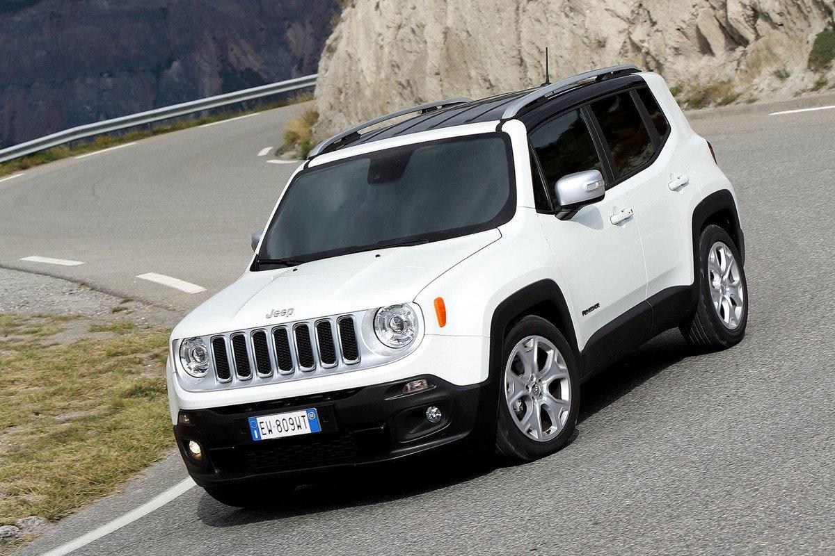 Jeep Renegade Estilo Jeep Para Los Suv Peque 241 Os
