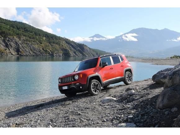 Jeep Renegade: estilo Jeep para los SUV pequeños