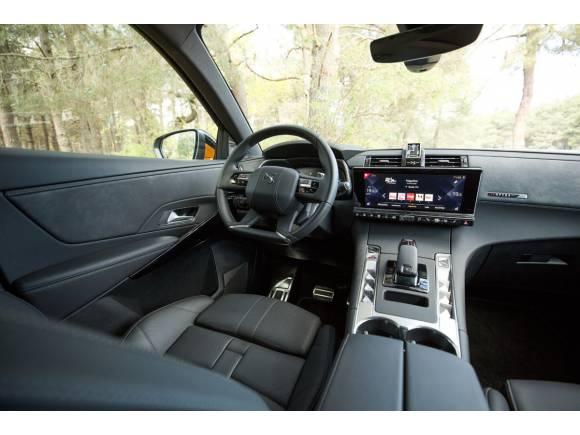 Prueba 10: DS 7 Crossback ¿consigue ser un SUV de lujo?