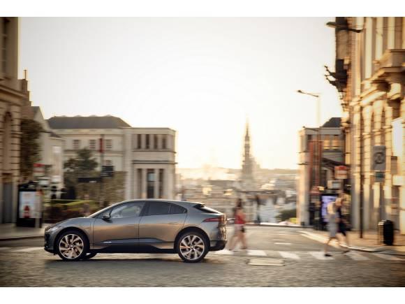 Probamos el Jaguar I-PACE: datos y precios
