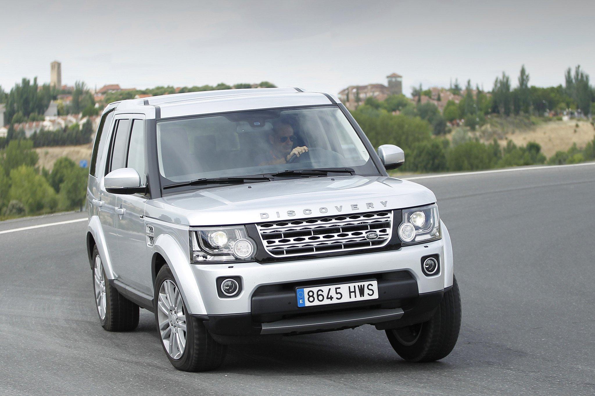 Land Rover Discovery 3.0 SDV6