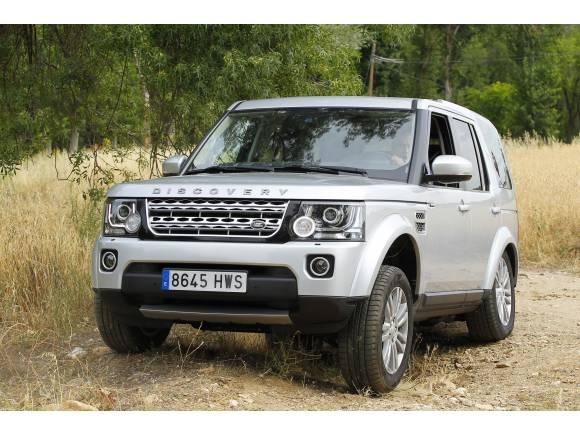 Land Rover Discovery 3.0 SDV6,  un auténtico SUV para carretera y campo