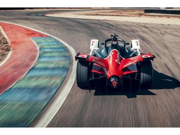 Así es el Porsche 99X Electric, el coche para la Fórmula E