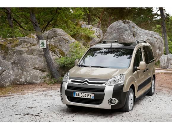 Citroën Berlingo XTR Plus, un nuevo modelo para el líder de Citroën